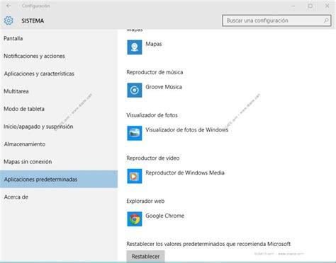 cambiar visor de imagenes windows 10 imagen