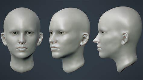 zbrush tutorial face female face sculpture references sculpt pinterest