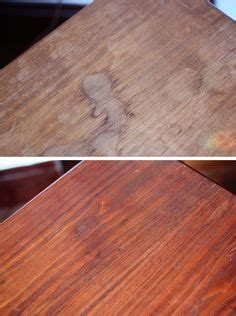 how to fix water damage on wood table how to fix a wood table with a peeling water damaged top