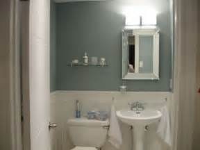 Elegant Small Bathroom Wall Colors Trend Home Design And
