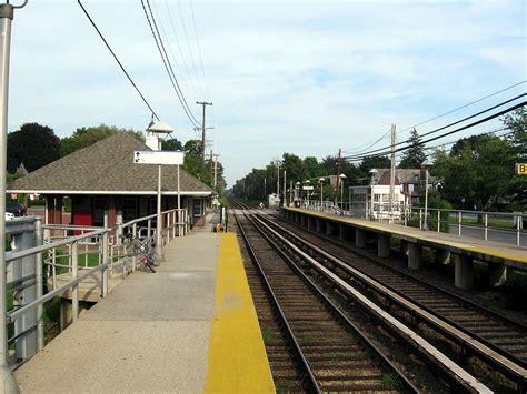 Garden City Station Nassau Boulevard Lirr Station