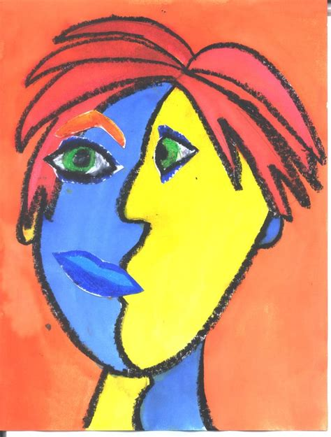 picasso paintings of faces 9 best picasso faces images on cubism picasso