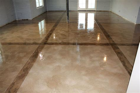 residential basement epoxy top coated   DIY   Epoxy Floor