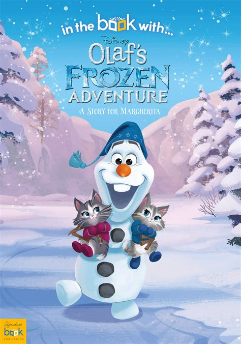 olaf gifts for s gift personalized disney olaf s frozen adventure story book signature gifts