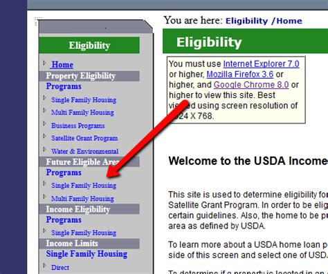 Usda Address Search Usda Home Loan Map Changes Released