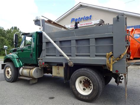 truck massachusetts plow trucks spreader trucks in massachusetts for sale