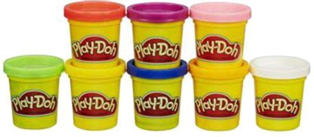 Doh Rainbow Multi Colour by Souq Hasbro A7923 Play Doh Rainbow Starter Pack Multi