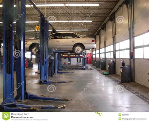 Mechanics Garage by Mechanics Garage Stock Photo Image Of Repair Shop