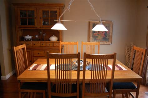 craftsman style dining room table mission style dining table kitchen craftsman with arts and