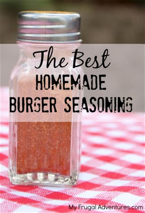 best burger spices how to make hamburger seasoning the best burger seasoning