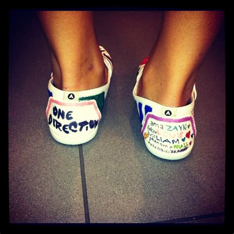 diy one direction shoes 17 best images about 1d concert shirt on songs