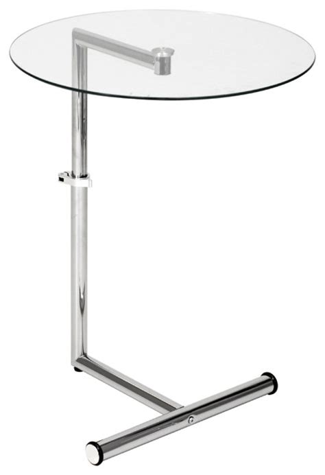 Adjustable Side Table Simplicity Side Table Adjustable Height Contemporary Side Tables And End Tables Chicago
