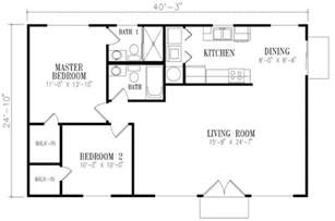 1000 Square Foot Floor Plans 1000 Square 2 Bedrooms 2 Batrooms On 1 Levels