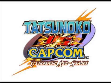theme music action tatsunoko vs capcom theme song action remix youtube