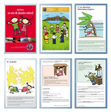 imagenes desastres naturales para imprimir idem 25 3 proyecto gu 237 a de prevenci 243 n para desastres