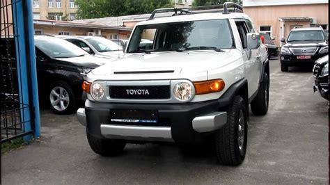 Toyota Fj Cruiser 2012 White