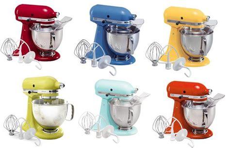 kitchenaid mixer colors kitchenaid artisan colors denadadenada