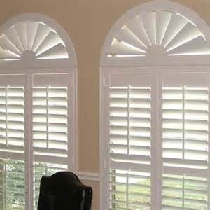 Palladium Windows Window Treatments Designs Arch Window Shutters Arch Window Curtains To Choose Depend On What You Want To Achieve In The