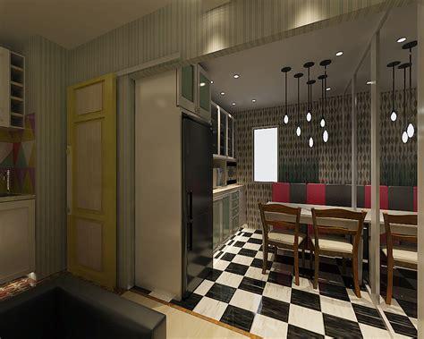 gatsu apartment show unit design by hendres gunawan at miss lia apartment bassura city by hendres gunawan at