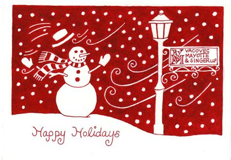 just have a penchant for creating your own holiday cards birthday