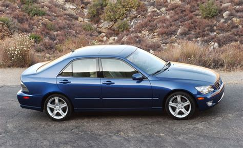 2001 lexus is300 long term test review car and driver