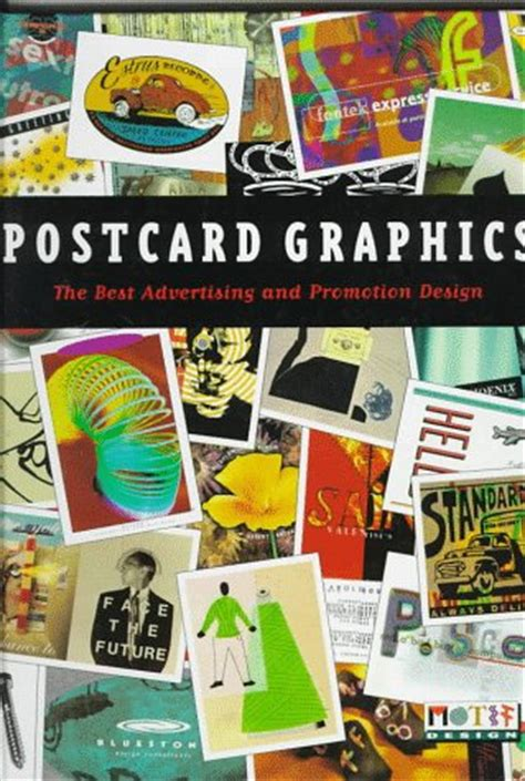 advertising and promotion books postcard graphics the best advertising and promotion