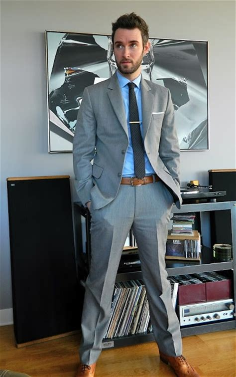 mens light grey dress shoes grey suit brown shoes wedding pinterest grey suits