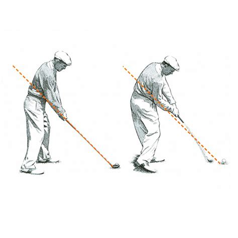 types of golf swings golf instruction archives golf illustration