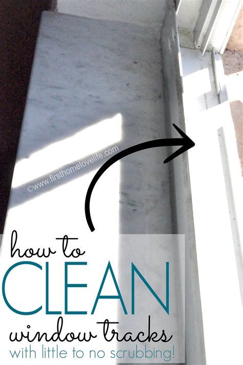 How To Clean Covers by How To Clean Window Tracks Home