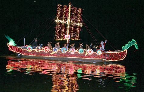 electric boat parade boat parade lights to light up your day cruising outpost