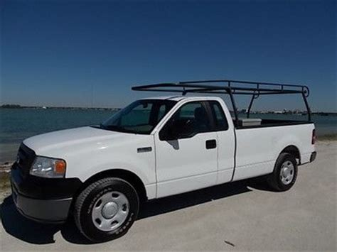 how does cars work 2007 ford f150 head up display sell used 07 ford f 150 xl reg cab long bed work truck above average auto check in palm harbor