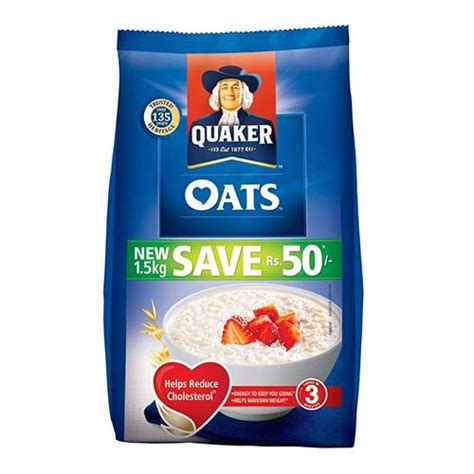 Quaker Instan Oatmeal 1200g Oat the gallery for gt quaker oats