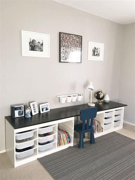 scrivania bambini ikea scrivania per bambino da ikea trofast