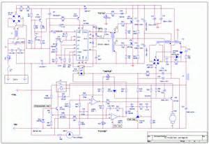 принципиальная схема питания процессора