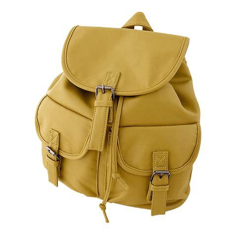 pu leather backpack backpacks eru