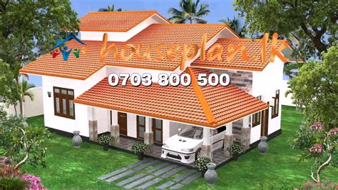 normal house plans sri lanka modern house