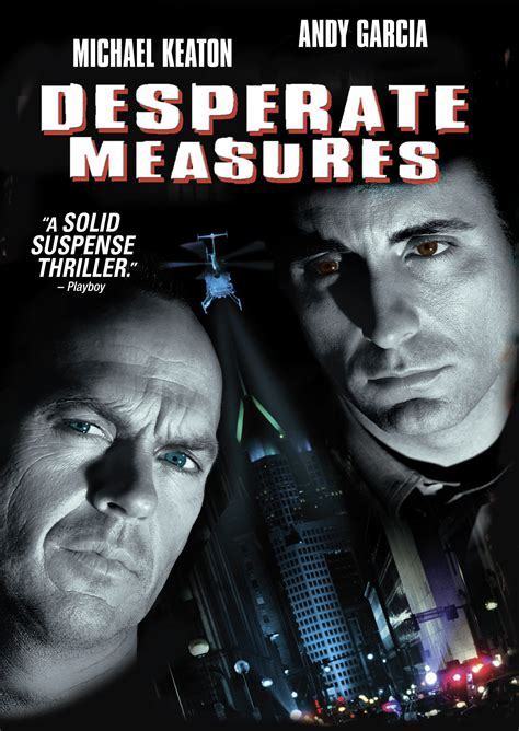 Desperate Measures desperate measures dvd release date may 27 1998