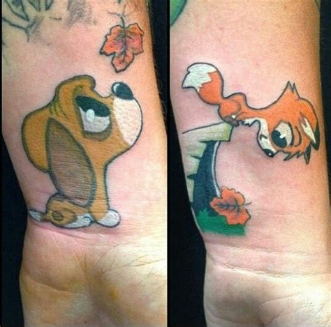 fox and the hound disney