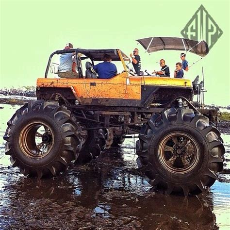 mud jeep big jeep mud truck offroad jeeps 4x4 and
