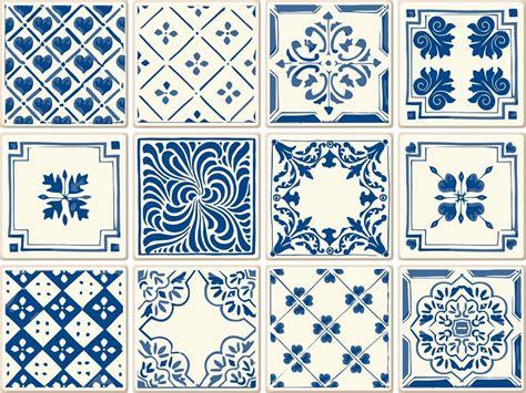 home affaire fliesenaufkleber 187 retro ornamente 171 12x 15 15 - Fliesenaufkleber Retro