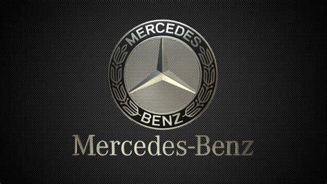 logo mercedes 3d 3d model mercedes logo 3 cgtrader