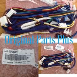 new oem samsung wiring harness dryer dc93 00191h dv400gwhdwr dv422gwhdwr ebay