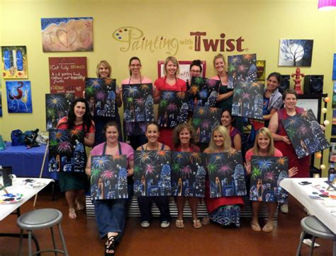 paint with a twist ohio painting with a twist