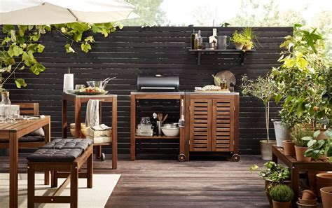 ikea outdoor kitchen take your kitchen outdoors this summer ikea
