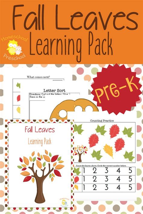 printable preschool fall activities fabulous fall leaves preschool printables and activities