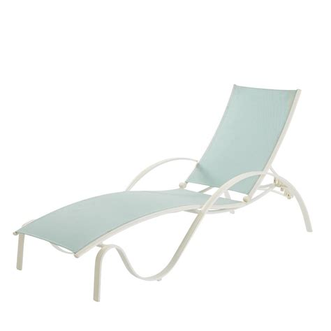 commercial chaise lounge outdoor hton bay commercial grade aluminum marshmallow outdoor