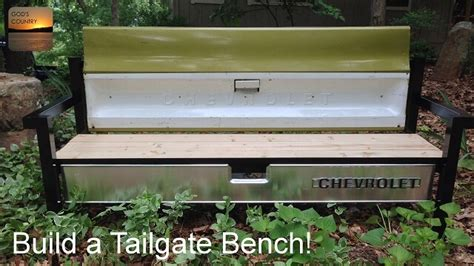 how to make tailgate bench how to build a tailgate bench thehomesteadingboards com