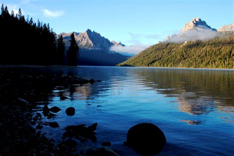 Prettiest Places In The Us by Scuba Redfish Lake