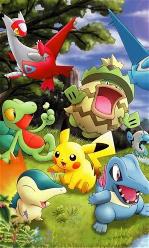 wallpapers hd pokemon android pokemon hd live wallpaper android apps games on