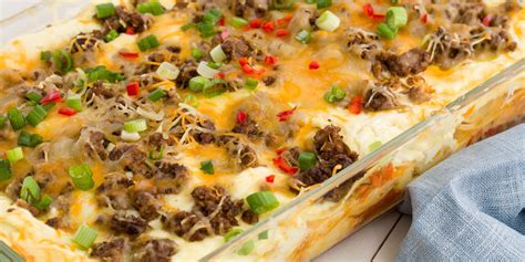 taco lasagna recipe dishmaps